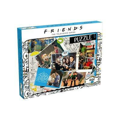 Friends Scrapbook 1000 Piece Jigsaw Puzzle • 9.99£