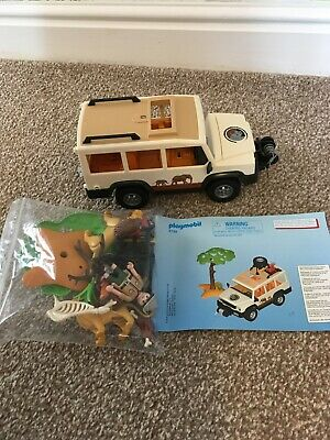 Playmobil 6798 Safari Truck Set • 10£