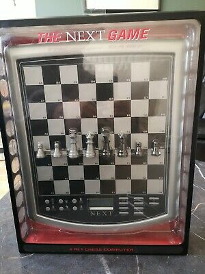 4 In 1 Chess Computer • 8.99£