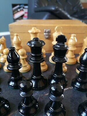 Chess Pieces • 21£