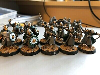Warhammer Lord Of The Rings Warriors Of Rohan Painted • 4.20£