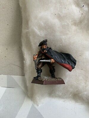 Mordheim Metal JOHANN The KNIFE Well Painted Citadel • 16.99£