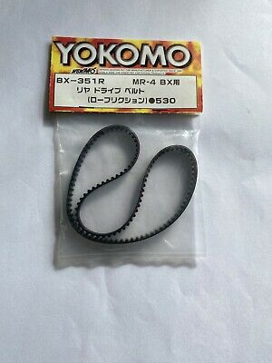 BX-351R Yokomo MR-4 BX Rear Belt • 9.99£
