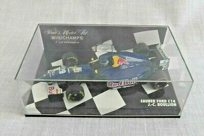 Minichamps Sauber Ford C14. J-C. Boullion. Low Auction Price • 4.50£