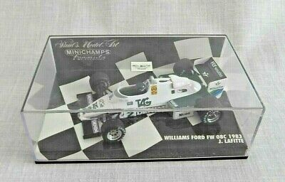 Minichamps Williams Ford. FW08C.1993. J.Lafitte.  • 6.50£