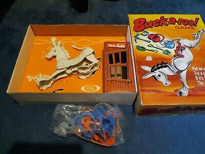 Buckaroo Game - Vintage 1970 Edition By Ideal • 12£