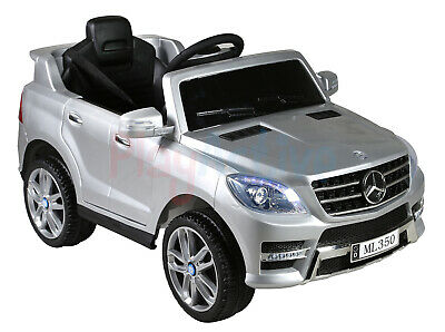 Mercedes Benz Ml350 Licensed 12v Kids Ride On Jeep Remote Control Car / Cars • 89.99£