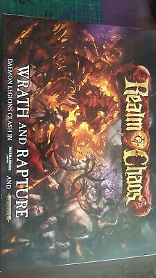 Warhammer Wrath And Rapture • 70£