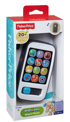 Fisher-Price Smart Phone Laugh And Learn Electronic Speaking Kids  • 8.95£