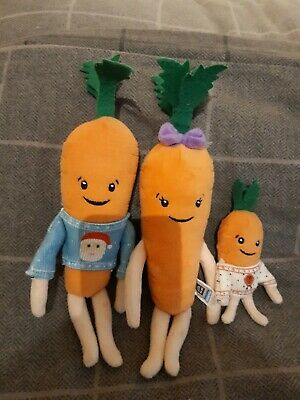Kevin The Carrot Family • 1.99£