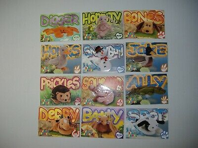 Beanie Babies Collectors Cards, Good Condition See Photo For Series • 2.50£