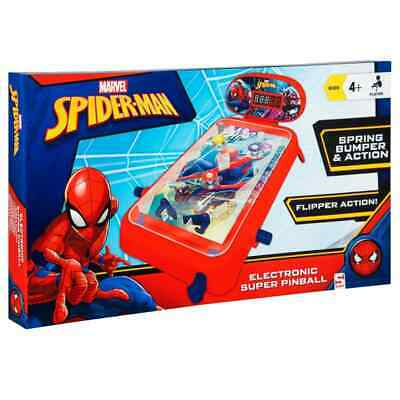 Brilliant Electronic Pinball Machine With Lights Sounds Toy Game Machine • 21.99£