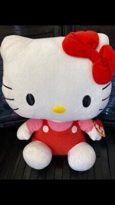 "TY - Hello Kitty (classic) 14"".  New.  P&P Included. • 28£"