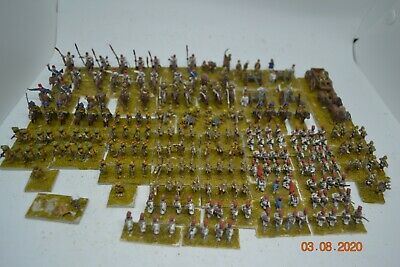 Wargames 15mm British Colonial Fighters Handpainted Alloy Figures I Think • 10£