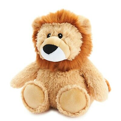 Warmies Cozy Plush Fully Microwavable LION Lavender Scented Heatable Toy • 16.95£