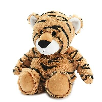Warmies Cozy Plush Fully Microwavable TIGER Lavender Scented Heatable Toy • 16.95£