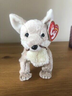 Ty Slick The Fox Beanie Baby Brand New With Tags • 10£