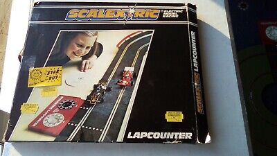 Scalextric Lap Counter • 11.99£
