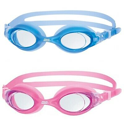 Zoggs Tide Junior 6-14 Years Childrens Swimming Goggles UV Protect Anti Fog Kids • 7.97£