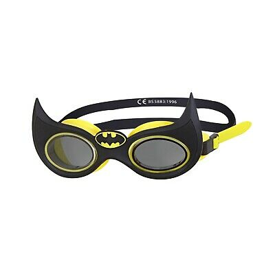 Zoggs Kids Batman Goggles Aged 6-14 Quick Adjust Anti Fog UV Protect RRP £15 • 11.97£