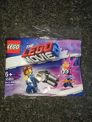 Lego -  The LEGO Movie 2 30460 -  Rex's Plantimal Ambush. New And Sealed • 3.95£