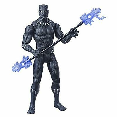 Marvel Avengers Black Panther 15 Cm Scale Marvel Superhero Action Figure Toy • 12.78£