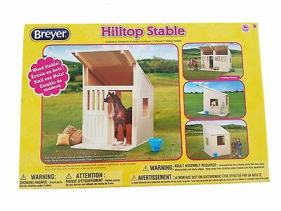 Breyer Classics Holzstall Stables From Wood Scale 1:12 • 28.72£
