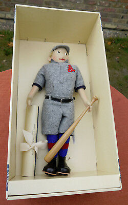 Steiff   Baseballspieler 1913 - Replica 1995   Limited Edition • 77.50£