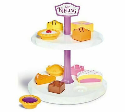 Casdon Mr Kipping Cake Stand Lets Pretend With Little Cook • 5.99£