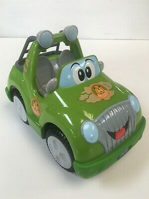 Chicco Safari Park Boy Radio Control Toy - Green • 12.89£