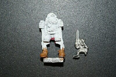 Citadel Miniatures Limited Edition  Dwarf With Inferiority Complex  (LE25) • 30£