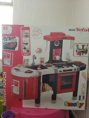 Smoby Tefal French Touch Kitchen With Sound And Accessories. • 75£