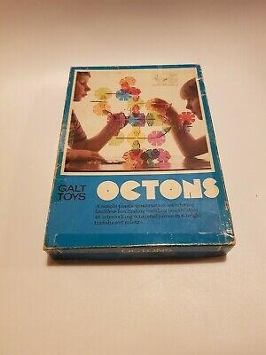 1980s Retro Vintage Octons Game 1980s 80s  • 10£