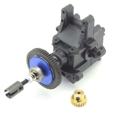 FTX Carnage / Vantage Complete Rear Gearbox, Differential & Slipper Cluch - New • 44.99£