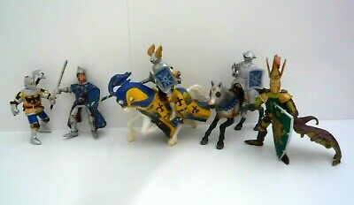 Knights And Horses Papo Figures • 13.99£