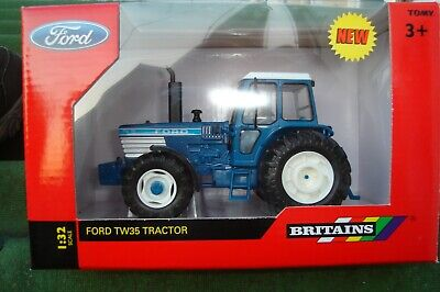 Britains Ford Tw35 Tractor Bnib Rare 1:32 Scale Like Universal Hobbies • 25.50£