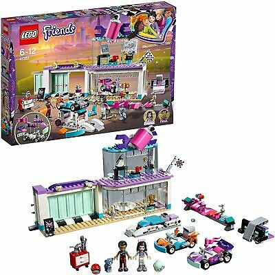 LEGO 41351 Friends HEARTLAKE CREATIVE TUNING SHOP, 100% BNIB **RETIRED SET** • 21.95£