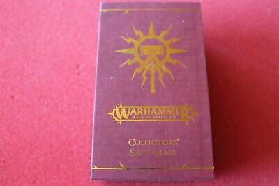 Games Workshop Warhammer Age Of Sigmar Collectors Series Shot Glass BNIB Boxed • 29.99£