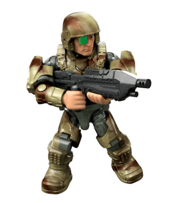 Mega Construx Halo Clash On The Ring Series, UNSC MARINE Blind Bag Figure, New • 7.95£