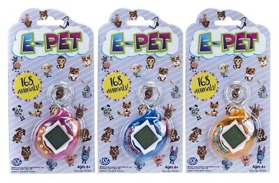 Cyber E-Pet Tamagotchi 90s Keyring Virtual Pet Game Classic Electronic Toy Retro • 3.99£