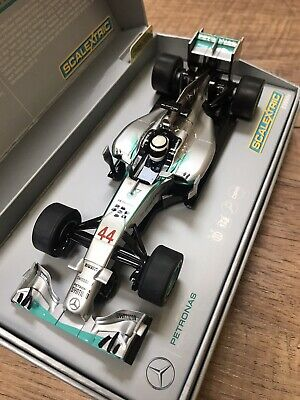Lewis Hamilton 2014 Scalextric Mercedes F1 Car New • 13.50£