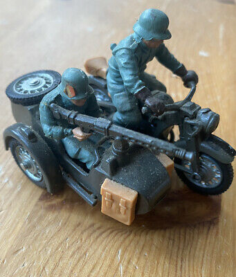 Britains Motorcycle And Side Car BMW • 32£