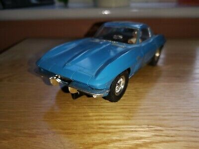 Revell 1/24 Corvette Slot Car ..  Built To High Standard ..Nr Mint • 185£