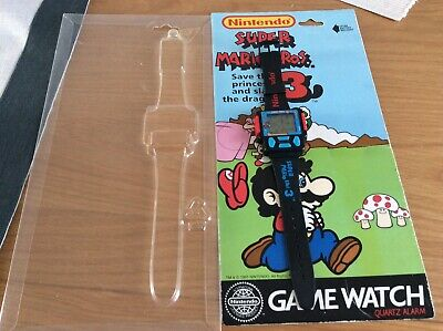 Nintendo Zeon Super Mario Bros 3 Game Watch - New Battery Fitted • 99.99£