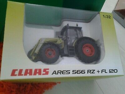 Universal Hobbies Claas Ares 566RZ With Loader • 35£