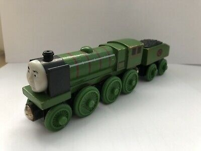 Genuine Big City Engine Learning Curve Fits Brio Thomas And Friends Wooden RARE! • 39.99£