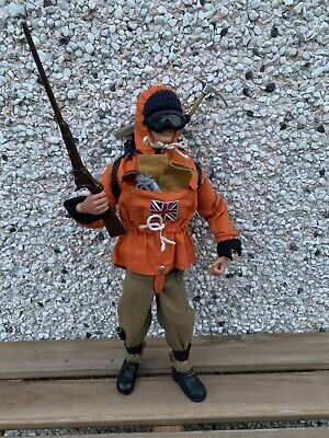 Vintage Action Man Mountaineer Kitbash • 69£