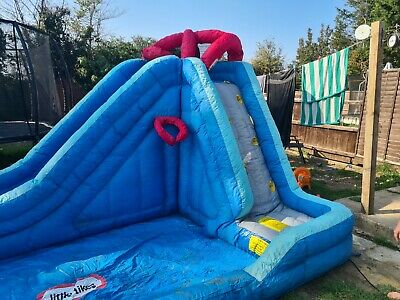 Little Tikes Slam And Curve Inflatable Water Water Park Spares/repairs • 20£