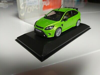 FORD Focus RS Minichamps 1/43 • 5.03£