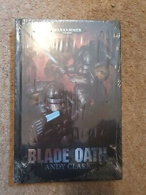 Warhammer 40k Blade Oath Novel Andy Clarke Conquest Exclusive New Sealed • 5.80£
